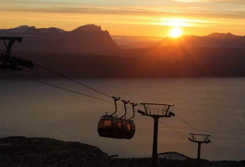 Нарвик Narvikfjellet