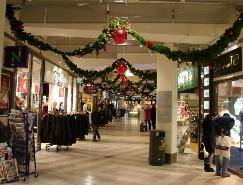 Нарвик шоппинг
