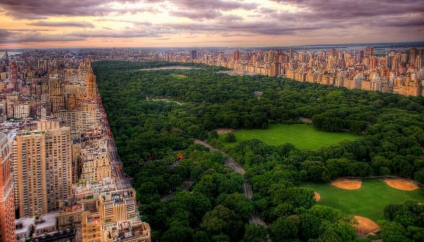 Нью-Йорк парки