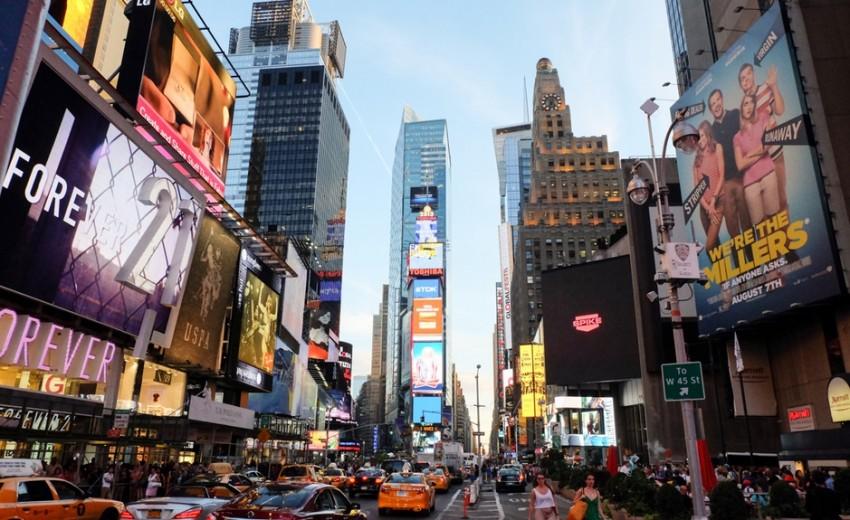 Нью-Йорк шоппинг 1