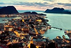 Олесунн  — скандинавская сказка