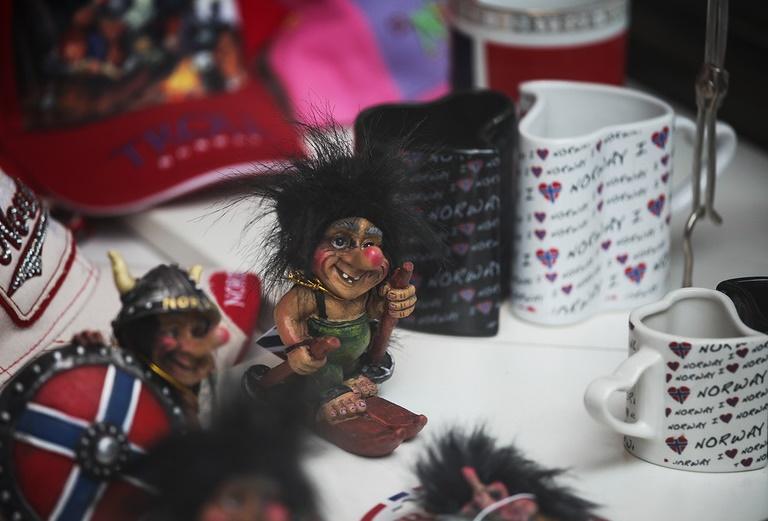 Олесунн сувениры