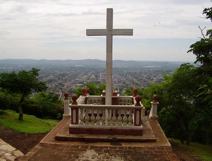 Ольгин холм креста