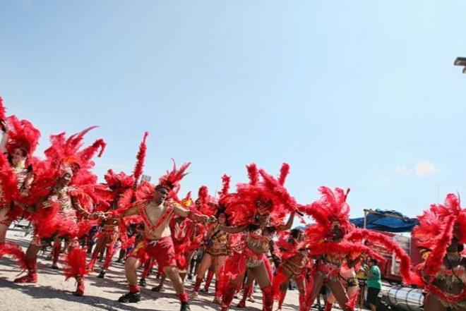 Сантьяго-де-Куба фестиваль карибской культуры