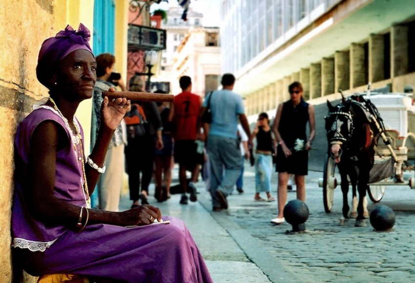 Сантьяго-де-Куба шоппинг 1
