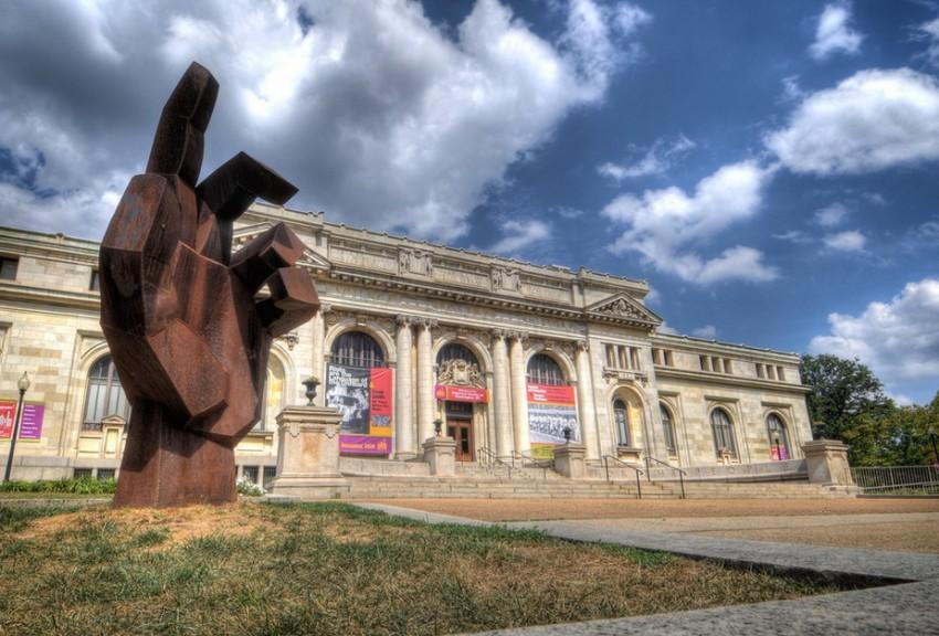 Вашингтон музеи