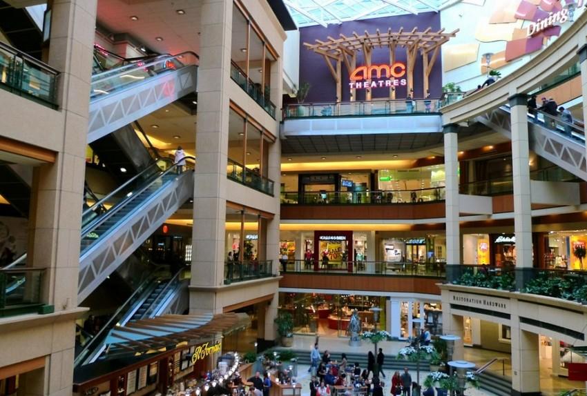 Вашингтон шоппинг