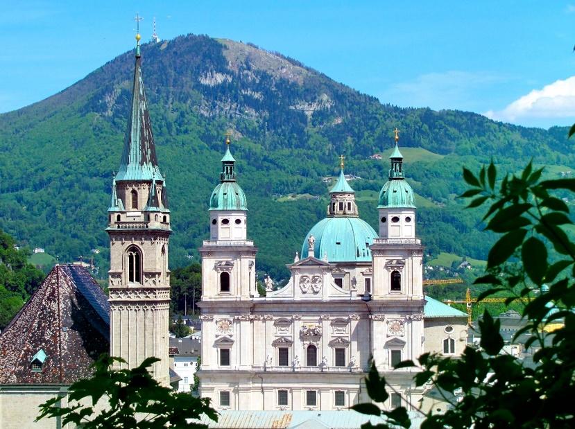 Зальцбург кафедральный собор