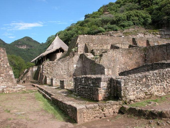 мехико крепость Малиналько