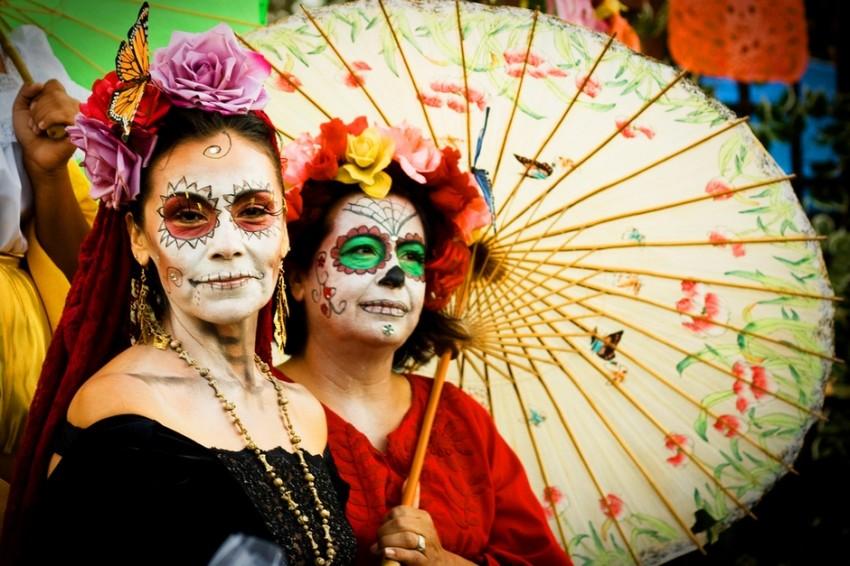 мехико день мертвых