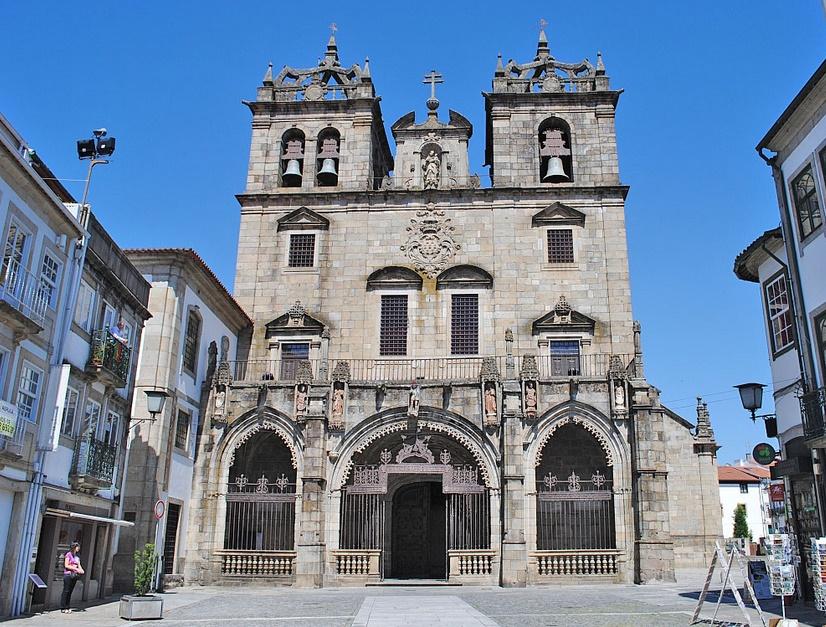 Брага кафедральный собор