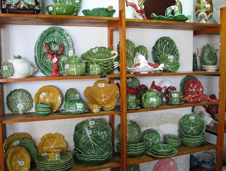 Брага португальская керамика