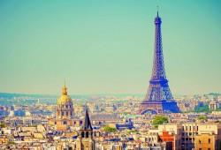 Париж – одна из красивейших столиц мира