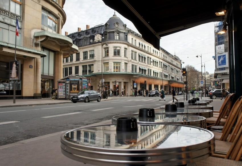 Париж Le Bon Marché