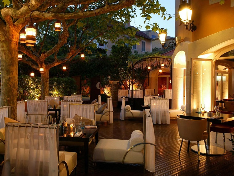 Сен-Тропе рестораны