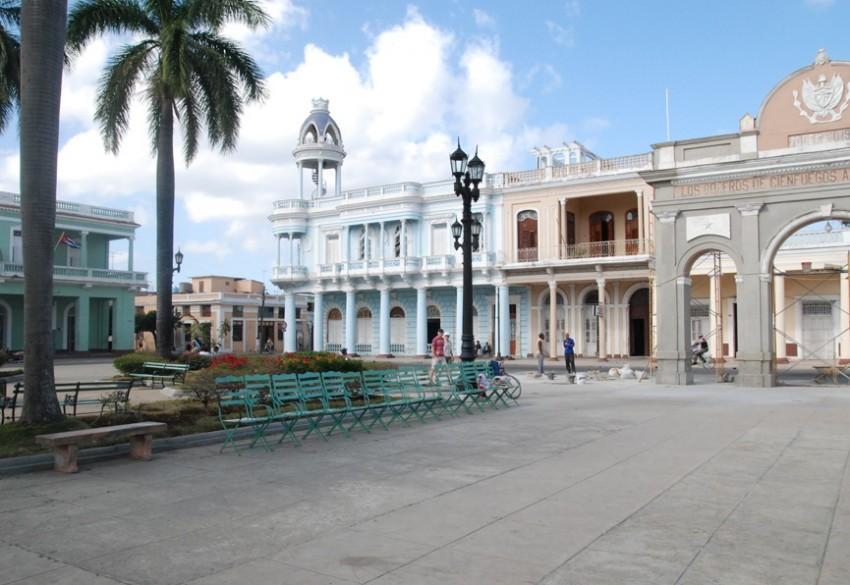 Сьенфуэгос дворец Феррер
