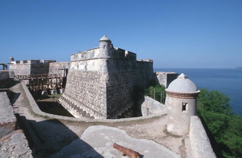 Сьенфуэгос крепость Сан-Педро-де-ла-Рока