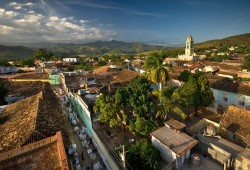 Тринидад – кубинская столица архитектуры