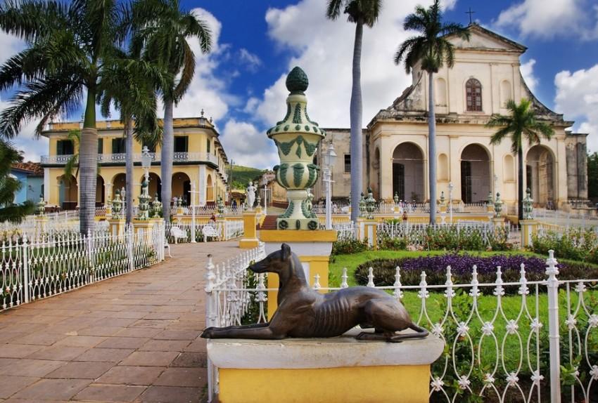 Тринидад музей романтизма