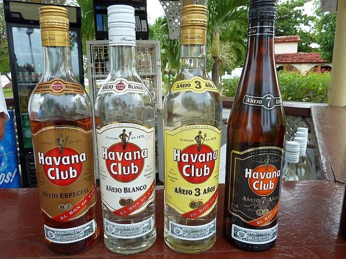 Тринидад ром Havana Club