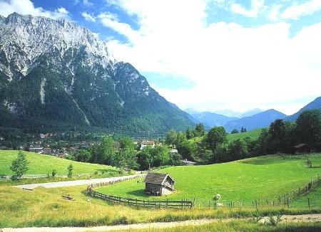 Отдых в Баварии