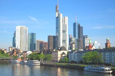 Дюссельдорф - культурный и деловой центр Германии