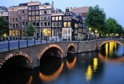 Амстердам, город мира